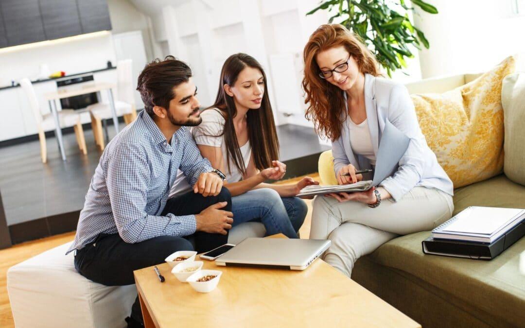 Vender un piso pagando una tarifa única a la inmobiliaria