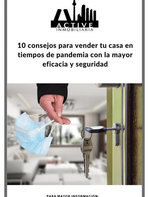 Consejos: vende tu casa de manera segura en tiempos de pandemia